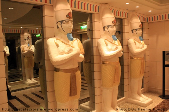 Liberty of the Seas - The Sphinx