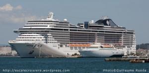 MSC Fantasia - La Seyne sur Mer