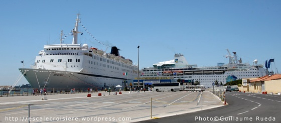 MSC Melody et Island Escape - Toulon