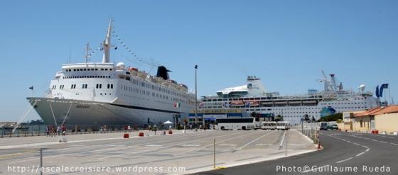MSC Melody et Island Escape - Toulon