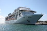 MSC Splendida - La Seyne sur Mer