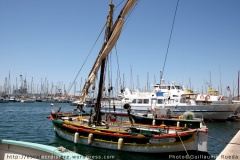 Pointu sur le port de Toulon