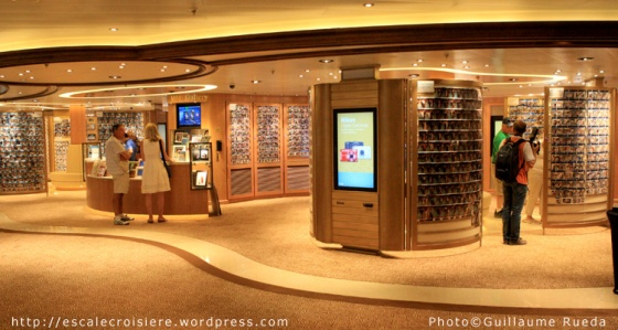 Royal Princess - Boutique - Photographe