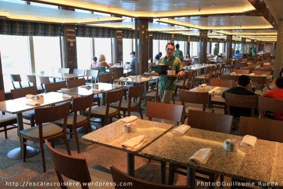 Royal Princess - Buffet - Horizon Bistro