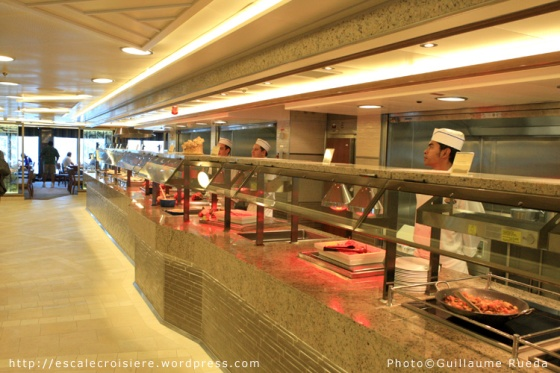 Royal Princess - Buffet - Horizon Court