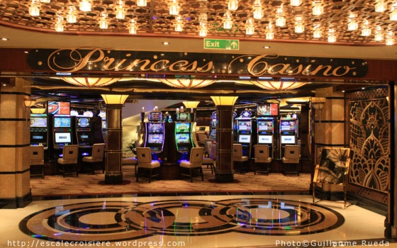 Royal Princess - Casino