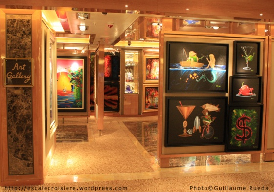 Royal Princess - Galerie d'art