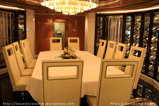 Royal Princess - Restaurant
