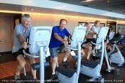 Royal Princess - Salle de fitness et musculation