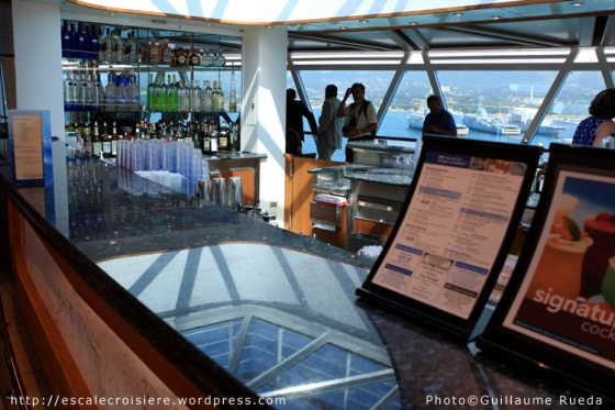 Royal Princess - SeaView Bar