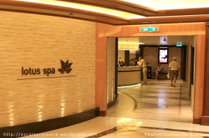 Royal Princess - Spa