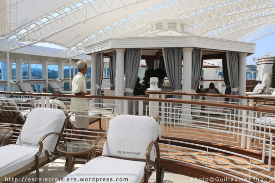 Royal Princess - The Sanctuary
