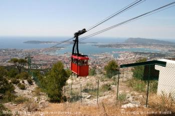 Téléphérique du Mont Faron - Toulon