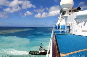 Aruba - Arrivée
