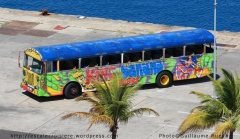 Aruba - Banana Bus