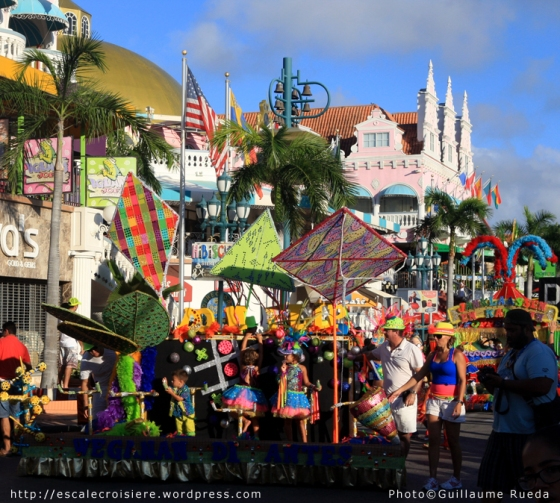 Aruba - Carnaval - Oranjestad