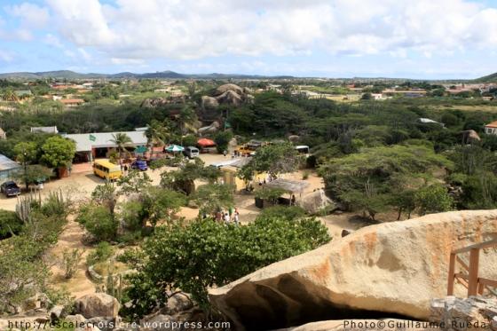 Aruba - Casibari Rock