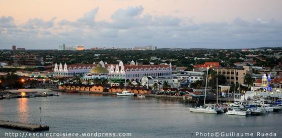 Aruba - Marina - Oranjestad