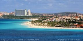 Aruba - plages