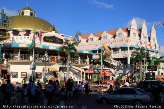 Aruba - Royal Plaza - Oranjestad