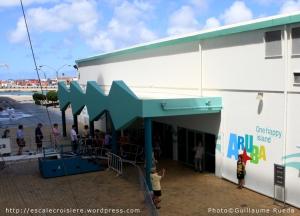 Aruba - Terminal Croisière