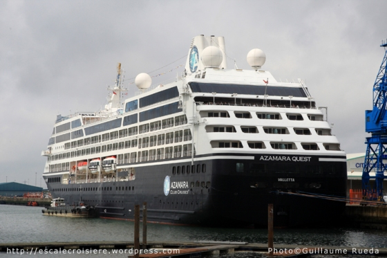 Azamara Quest - Southampton