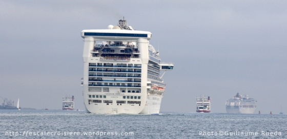 Caribbean Princess - Oceana - Southampton