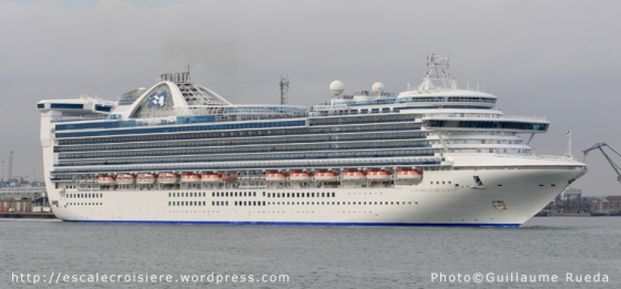 Caribbean Princess - Portsmouth