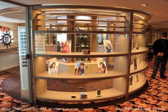 MSC Opera - Boutiques