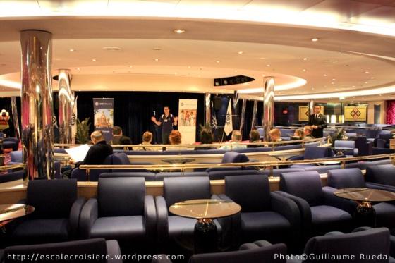 MSC Opera - Caruso Lounge