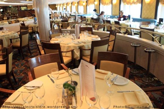 MSC Opera - La Bitta restaurant