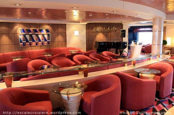 MSC Opera - La Cabala Piano bar