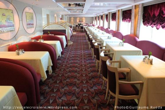 MSC Opera - L'Approdo restaurant