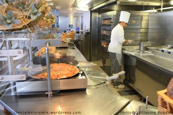MSC Opera - pizzeria