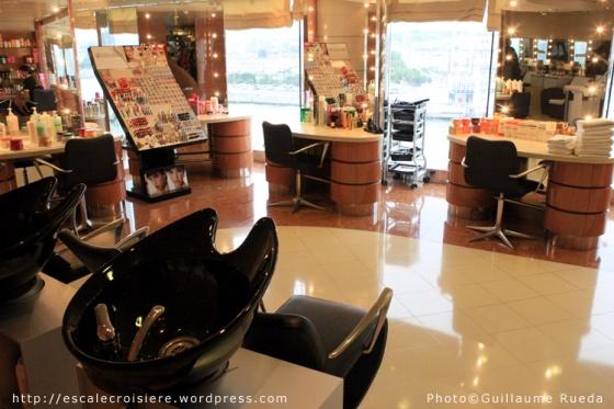 MSC Opera - Salon de coiffure