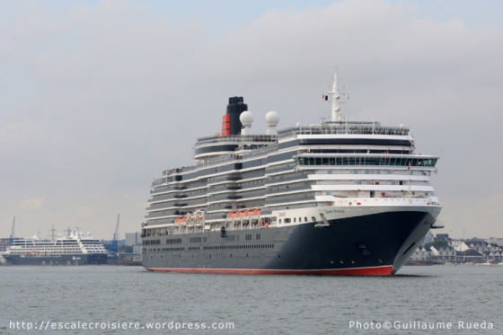 Queen Victoria - Azamara Quest - Southampton
