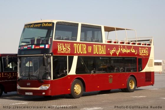 Big Bus Tours - Dubaï