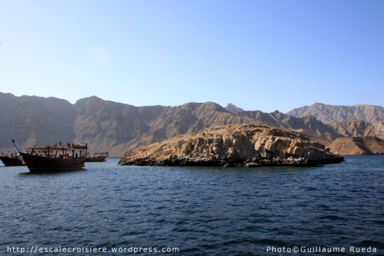 Khasab - île du Télégraphe