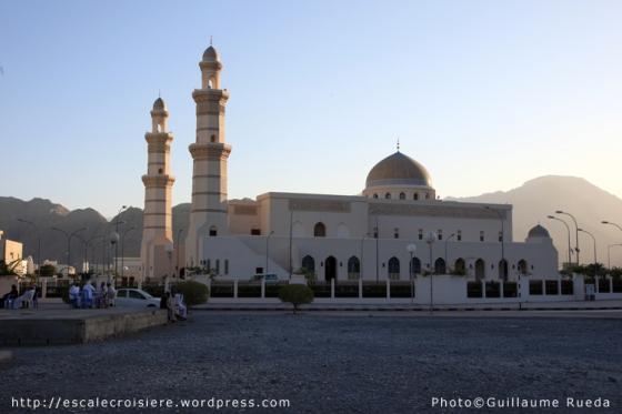 Mosquée de Khasab