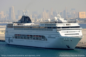 MSC Lirica Dubaï