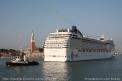 MSC Musica - Arrivée à Venise