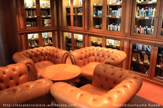 MSC Musica - Bibliothèque