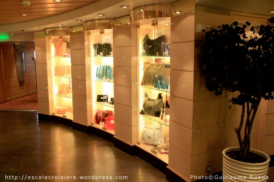 MSC Musica - Boutique