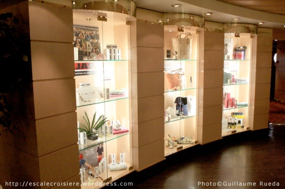 MSC Musica - Boutique