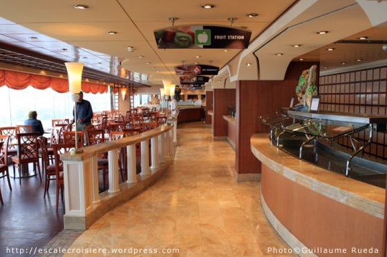 MSC Musica - Buffet