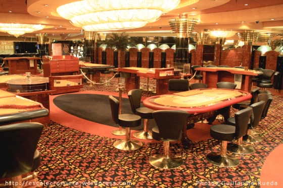 MSC Musica - Casino