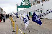 MSC Musica - Embarquement à bord