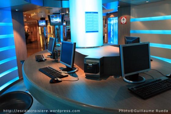 MSC Musica - Internet Café