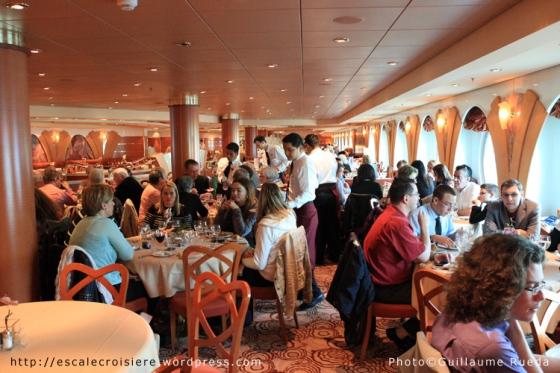 MSC Musica - Restaurant