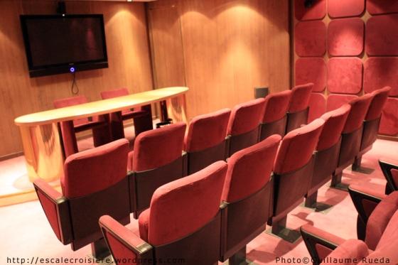 MSC Musica - Salle de conférence